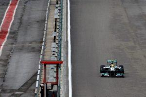 Photo by Mercedes AMG Petronas