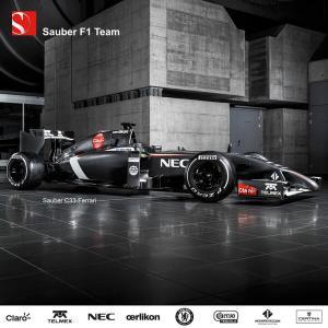 C33 de Sauber