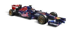 STR9 de Toro Rosso