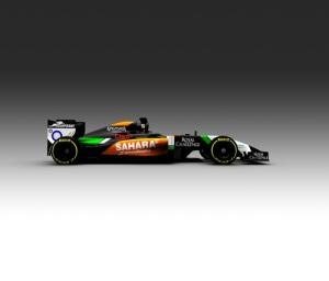 VJM07 de Force India