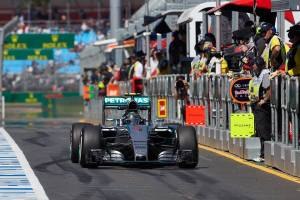 Photo by Mercedes AMG Petronas