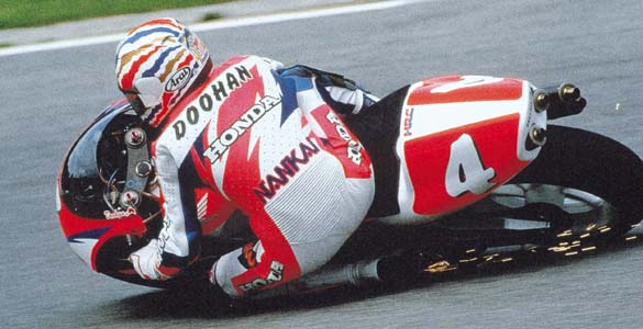 GP AUTRICHE 1994M.DOOHAN-500cc HONDA ©Photo:Stan Perec