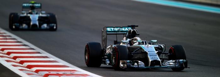 F1 Grand Prix of Abu Dhabi