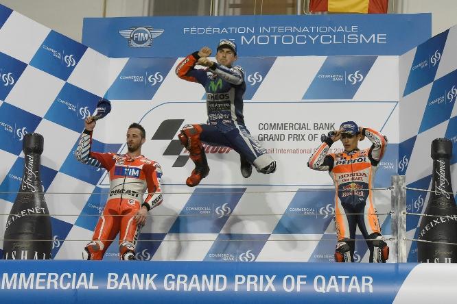 Podio-MotoGP-GP-Qatar-2016